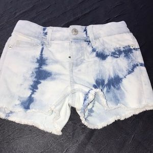 Cherokee Acid Wash Shorts